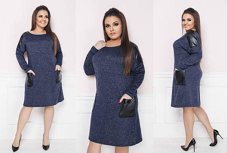 Платье женское 290 Большие размеры купить оптом по низкой цене