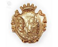 Пепельница бронзовая «Морское приключение» Virtus, 16х14 см