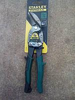 Ножницы по металлу Stanley 250 мм правый рез