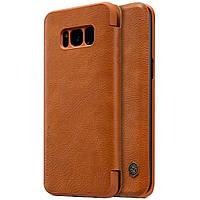Чехол-книжка Nillkin Samsung S8 (G950) (Brown)