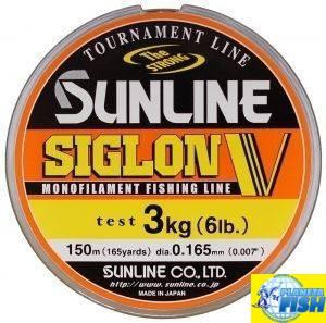 Леска Sunline Siglon V 30м