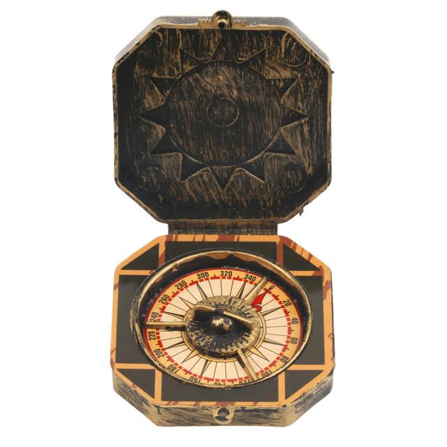 Компас капитана пиратов! Знаменитый компас Джека Воробья из Пиратов Карибского Моря!
