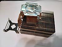 Кулер башня пасивний S775 socket Intel б у мідь !!