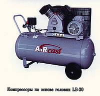 Компрессор поршневой СБ4/С-100LВ30