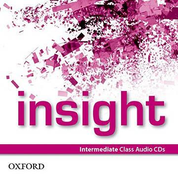Insight Intermediate Class Audio CDs, фото 2