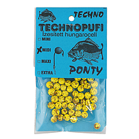 Плавающая насадка TechnoPufi Mini Ponty (Карп) Венгрия