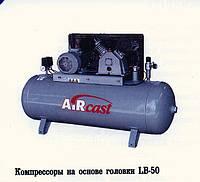 Компрессор поршневой СБ4/С-270LВ50