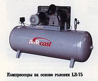 Компрессор поршневой СБ4/Ф-500LВ75