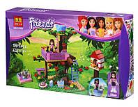 """Конструктор аналог LEGO Friends 3065 Bela """"Оливия и домик на дереве"""" 191 деталей арт. 10158"""