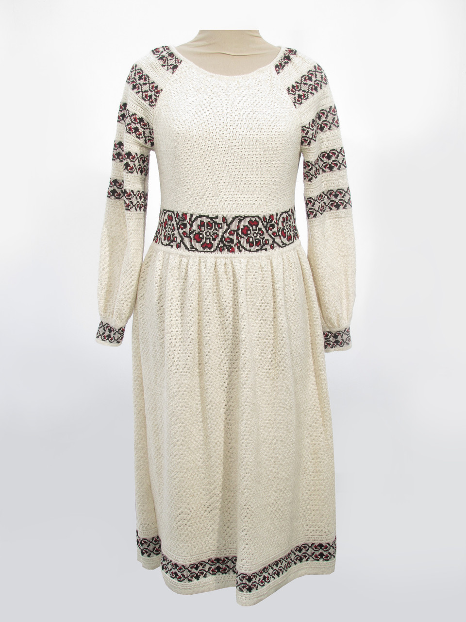 Вязаное платье Артемида