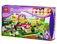 """Конструктор аналог LEGO Friends 3942 Bela """"Выставка собак"""" 183 деталей арт.10159"""