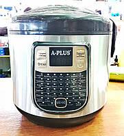 Мультиварка A-PLUS MC-1467, 45 программ, 6 л (1200W)