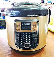 Мультиварка A-PLUS MC-1468, 45 программ, 6 л (1200W)