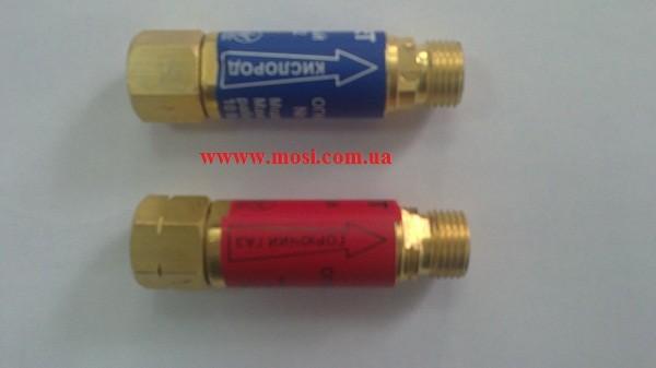 Клапан обратный огнепреградительный ДОНМЕТ КОК М16х1,5
