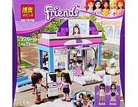 "Конструктор аналог LEGO Friends 3187 Bela ""Салон красоты Бабочка"" 221 деталей арт.10156"