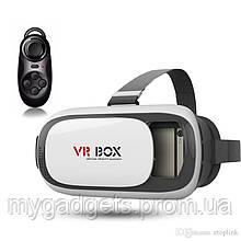 3D очки виртуальной реальности VR BOX (с пультом)