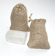 Кристалл дезодорант алунит в мешочке натуральный (алунит, квасцы) 100г