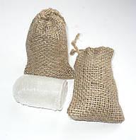 Кристалл дезодорант в мешочке натуральный (алунит, квасцы) 100г