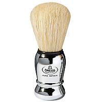 Помазок для бритья Omega 10029 щетина кабана