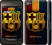 """Чехол на Blackberry Z10 Барселона 1 """"326c-392-5114"""""""