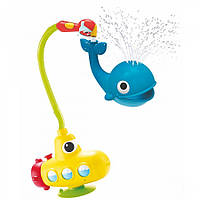 Игрушка для воды Yookidoo Субмарина с китом (25304)