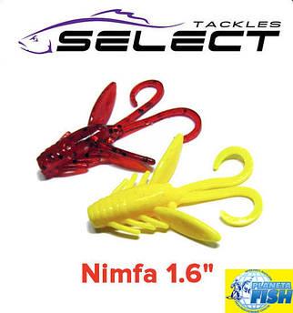 "Силикон Select Nimfa 1.6"" (10шт)"