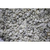 Грунт Aquariumplus мрамор ( окатанный. белый) 5 - 8 мм 1 кг