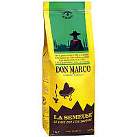 Кофе в зернах La Semeuse Don Marco 1 кг