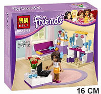 "Конструктор аналог LEGO Friends 41009 Bela ""Спальня Андреа"" 75 деталей арт. 10153"