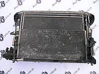 Касета радиаторов Mercedes s-class w220 4.0cdi