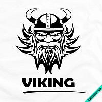 Термонаклейки на ветровки Viking [7 размеров в ассортименте] (Тип материала Матовый)