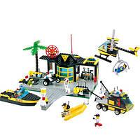 """Конструктор BRICK (LEGO) """"Спасательный центр"""" 509 деталей, 111/208884"""