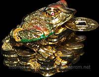 Трехлапая жаба