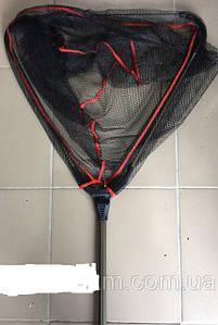 Подсак Kaida 40*40 см телескопическая ручка 2м