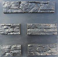 """Форма для декоративного (искусственного) камня и плитки """"Восток"""" (5 форм)"""