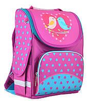 Рюкзак каркасный 1 вересня ТМ Smart PG-11 Birdies 554468 для девочки