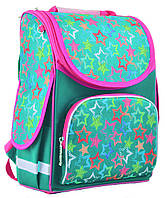 Рюкзак каркасный 1 вересня ТМ Smart PG-11 Stars 554474 для девочки