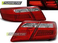 Задние фонари тюнинг Toyota Camry v40 2006-2009 г.в. Тойота Камри