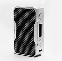 VooPoo Drag  157W MOD Silver/Black Carbon