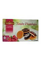 Печенье бисквитное Doucelune Tendre Framboise малина Германия 300г