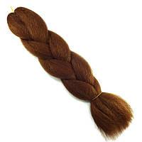 Канекалон, пряди в волосы, цветные волосы (ярко-русого цвета)