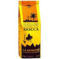 Кофе в зернах La Semeuse Mocca 1 кг