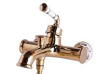 Смеситель для ванны Venezia Emparador 5010101 золото