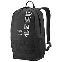 Рюкзак Reebok Rebelz Backpack Black Оригинал Чёрный цвет