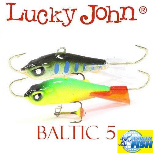 Балансир Lucky John BALTIC 5 50мм 22.0гр