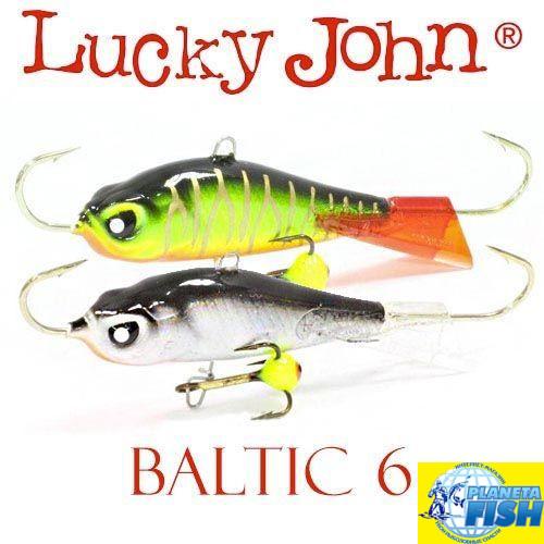 Балансир Lucky John BALTIC 6 60мм 41.0гр