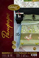 Комплект постельного белья Leleka-textile Ранфорс семейный Р-32