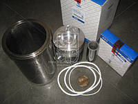 Гильзо-комплект КАМАЗ 740 (ГП+Кольца+Палец) с высоким поршнем П/К (покупн. КамАЗ) 740.1000128-10