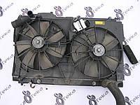 Вентилятор охлаждения Lexus ls430 (UCF30)