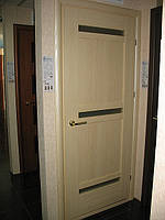 Двери Verto Лада 1 цвет Ясень «Резист»